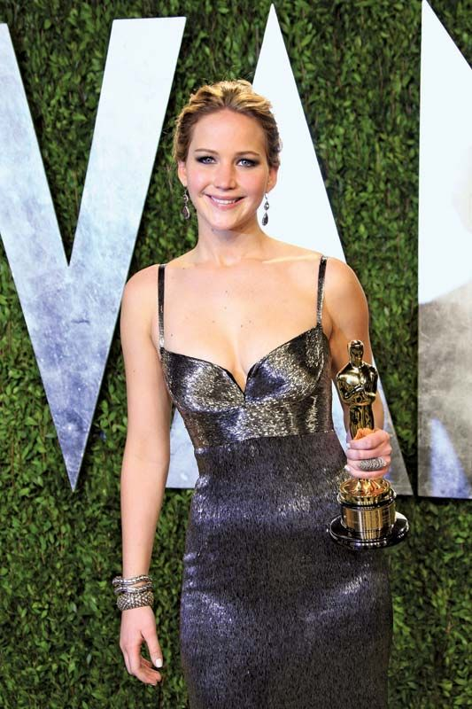 Jennifer Lawrence (American actress) - Images   Britannica