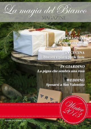 La Magia del Bianco Magazine