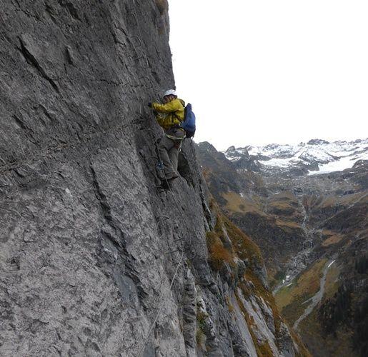 Fürenwand Klettersteig Engelberg