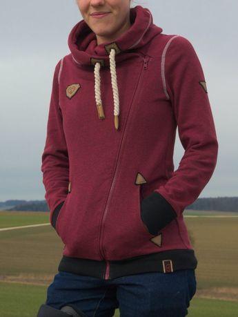 PiArts   Eine neue Lieblings (Sarooja)Jacke   Schnittmuster