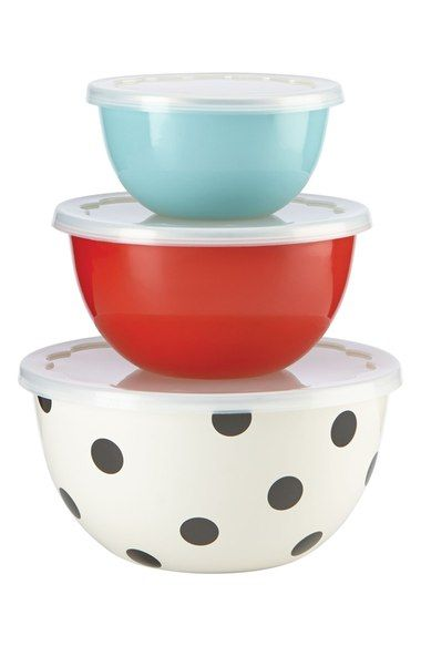 love these kate spde mixing bowls