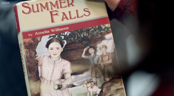 """OMG The cover! Amy, the Doctor and rory!! // """"Welches Kapitel?"""" """" 10"""" """" Warte bis 11. du weinst dir die Augen aus dem kopf"""".....Wie wahr, Clara. Wie wahr"""