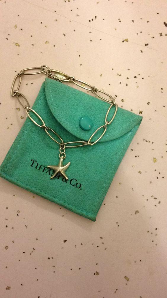 Tiffany & Co. Elsa Peretti Starfish Bracelet Jewelry $215