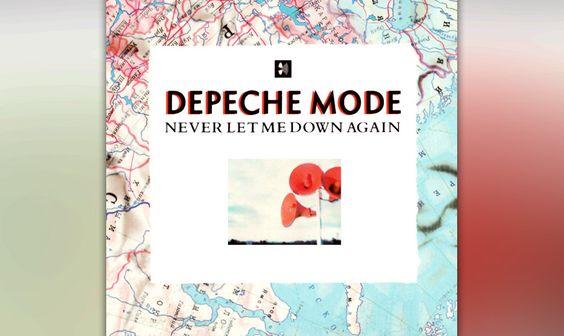 6. Never Let Me Down Again. Der monumentalste ihrer Songs, in dem die Band erstmals mit echtem (?) Orchester, Gitarre plus Ke