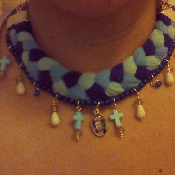 Azul como un YO TE CIELO <3 Frida.