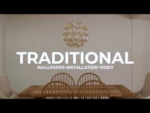 Pre Pasted Wallpaper Instructions Traditional Wallpaper Instructions Self Adhesive Vinyl Instructions Traditional Wallpaper Wallpaper How To Install Wallpaper
