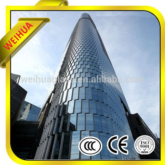 One-stop Bullet Proof Curtain Wall System For Building - Buy ...