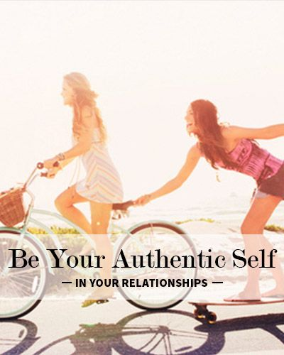 How to Be Your Authentic Self in Your Relationships #levoleague