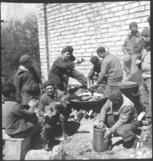 Spain - 1937. - GC - division Ascaso