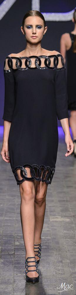 Fall 2016 Haute Couture - Renato Balestra                              …