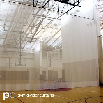 Gym Divider Curtains Curtains Design Home Decor