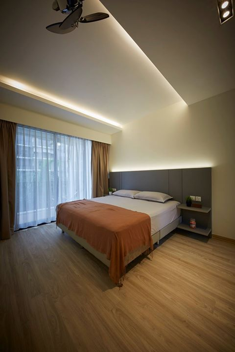 4 Room Bto Hdb Singapore Interior Design Bedroom With Images Interior Design Bedroom Bedroom Design Interior Design