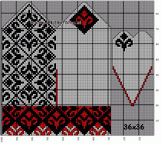 80109615 large wanten20mittens2025x25233 - Узоры для вязания варежек - Галерея - Artzacepka форум