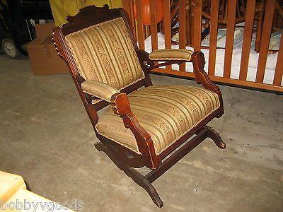 ... eastlake victorian furniture low rocker rocker rocking rocking chairs