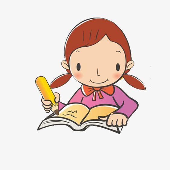 Pin By Jwori On ملف انجاز Kids Clipart Cartoons Png Do Homework