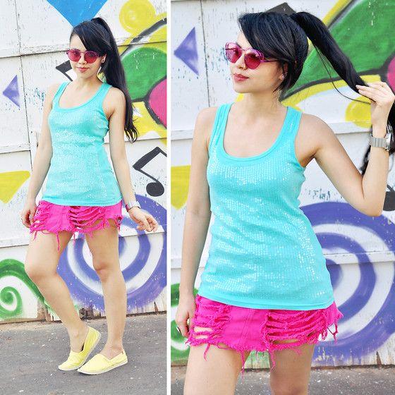 Mac Stile Skirt
