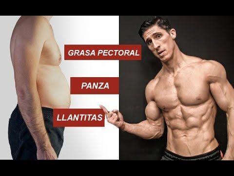 ejercicios para bajar de peso barriga hombres