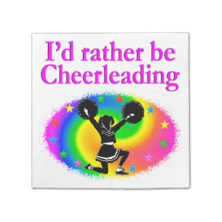 CUTE AND COLORFUL CHEERLEADING DESIGN STANDARD COCKTAIL http://www.zazzle.com/mysportsstar/gifts?cg=196898030795976236&rf=238246180177746410 #Cheerleading #Cheerleader #Cheerleadinggifts #Cheerleaderparty #CheerleadingpartygoodsNAPKIN