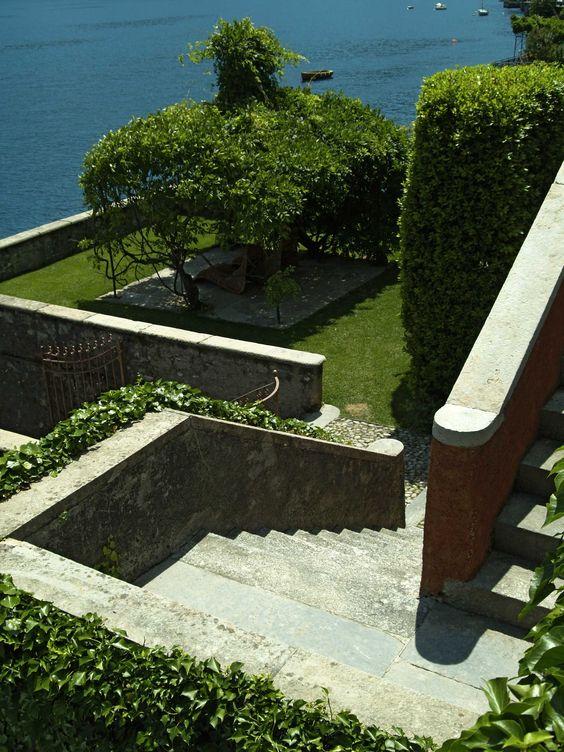 Villa Regina Teodolinda | Laglio #lakecomoville