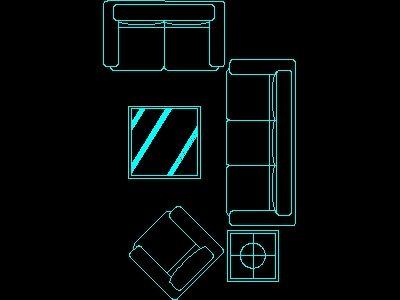 autocad drawing 9 autocad autocad block block 9 plan block sofa cad