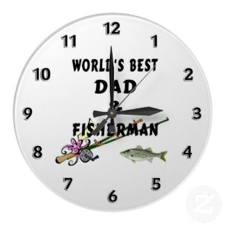 World's Best Dad and Fisherman