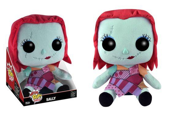 Mega Pop! Plush: The Nightmare Before Christmas - Sally