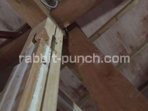 筋交いをdiyで交換してみた 使用する木材や金物について解説 Rabbit