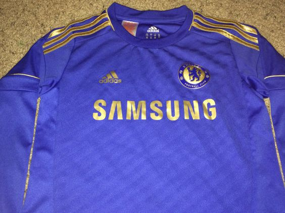 Sale Vintage Adidas CHELSEA FC Soccer Jersey CFC by casualisme