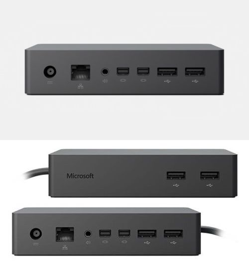 Microsoft Surface Dock for Pro 6 Docking Station USB Pro 4 3