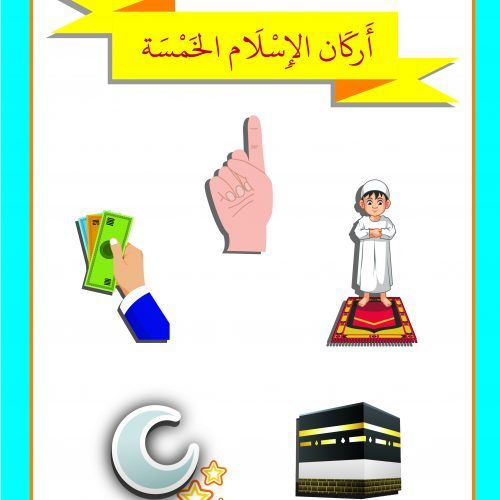 The Five Pillars Of Islam Archives Lugati In 2020 Pillars Of Islam Islamic Kids Activities Islam For Kids