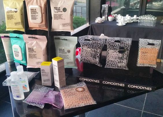 Last week we had the chance to discover this spanish beauty products brand: Comodynes!  Qui l'a jamais essayé? - http://ift.tt/1HQJd81