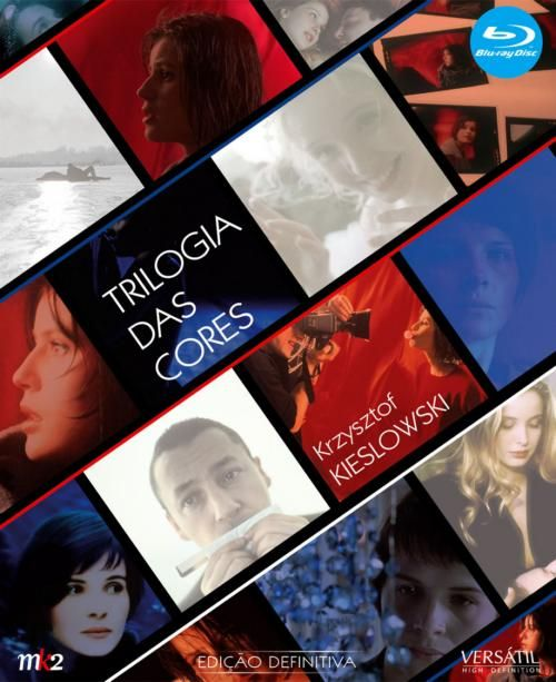 Trilogia Das Cores – Edição Definitiva - 3 Discos - Blu-ray - Saraiva.com.br