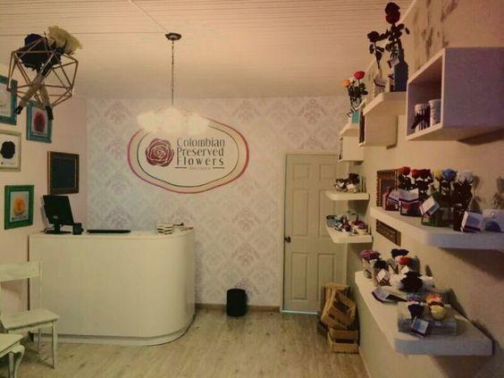 Boutique de rosas preservadas Cra 9 #123-66