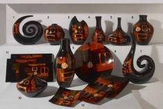 Jarrones Decorativos : Coleccion FOLA