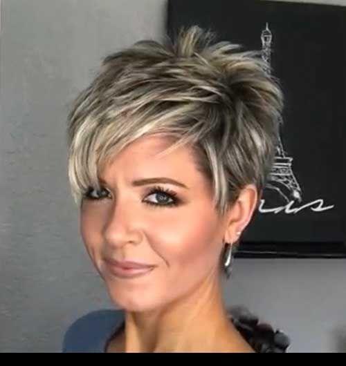 Cute Short Haircuts For Women Frisuren Kurze Haare Frisur Ideen