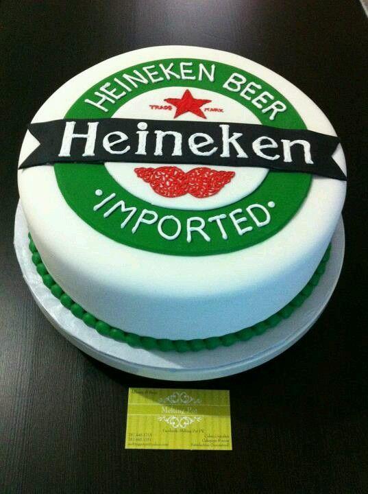 Heineken Cake Ideas