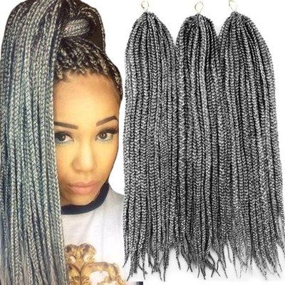 Pin On Faux Locs Braid Styles