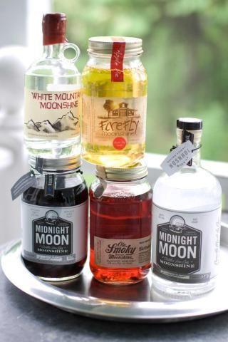 white mountain moonshine - photo #35