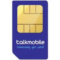 Talkmobile Nano SIM –  �5.00 – 1 month