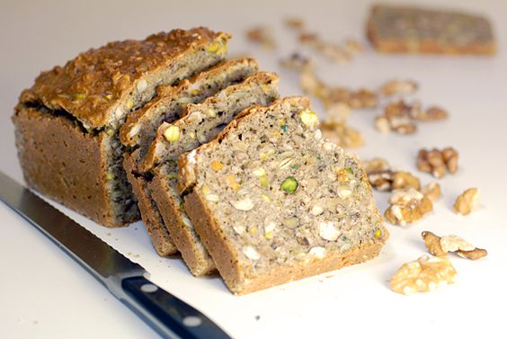 Nutty Bread on http://www.elanaspantry.com