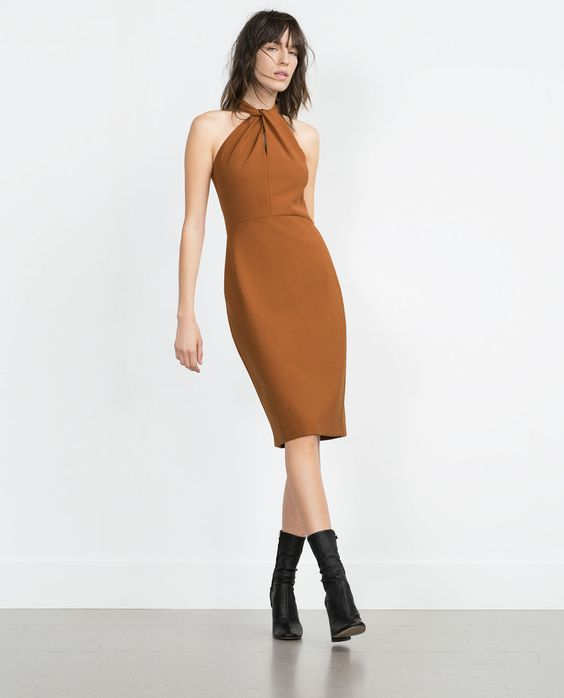 LONG TUBE DRESS-Dresses-Woman-COLLECTION AW15 | ZARA United States
