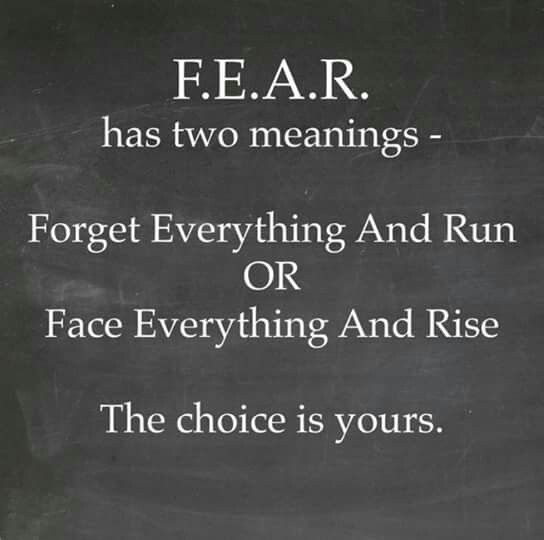 I Love This.... it's a great feeling when u finally face Everything and Rise. I struggled BUT I am VERY Thankful I made the decision to not run anymore and face it all. It was a tough road BUT I made it and I will continue to strive to better myself for the rest of my days here on Earth.: