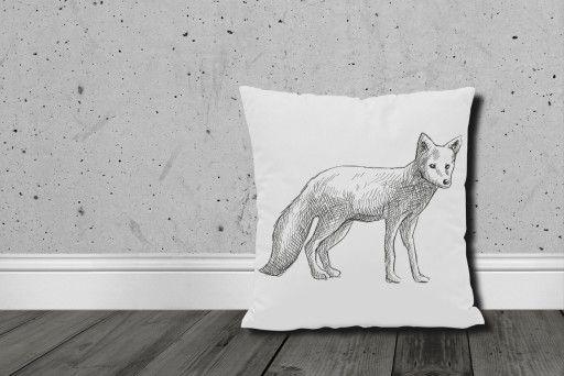 M25 Poduszka Na Prezent Lis Urodziny Okazja 7116895404 Oficjalne Archiwum Allegro Moose Art Animals Art