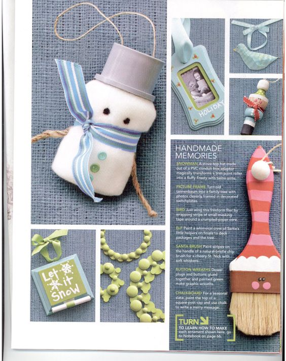 Some cute and simple gifts for the kids to make. :) http://findanswerhere.com/womensshoes