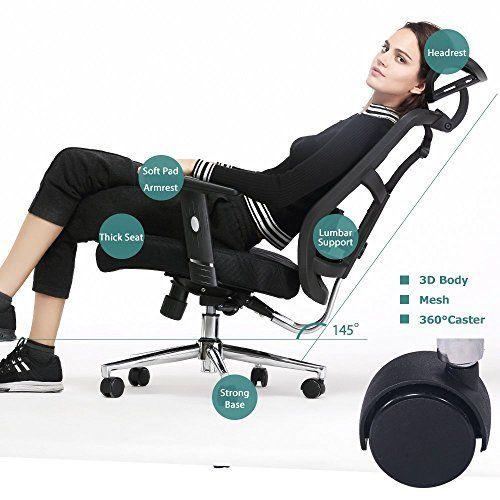 Best Comfortable Office Chairs 2020 List Of Best Ergonomic