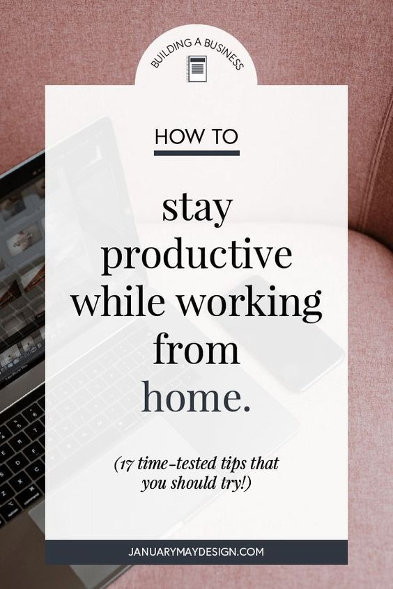 Remote Work Tips 5328