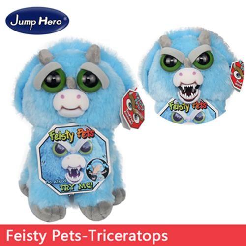 Feisty Pets Francisco Flamefart Plush Only At Gamestop Gamestop In 2020 Plush Animals Pets Pet Toys