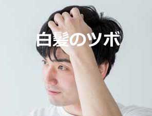 予防 白髪