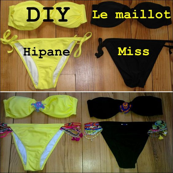 DIY: Le maillot de bain Hipane-Miss