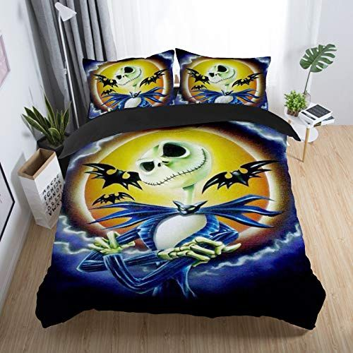 Pin On Nightmare Before Christmas Bedding Accessories